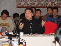 探究中国体制改革的深层问题(这次讨论没展开,遗憾) - 温克坚 - 稻草对骆驼的思念
