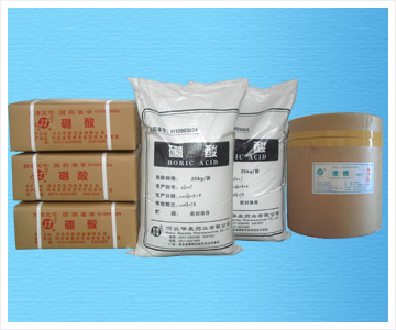 Boric Acid medical grade